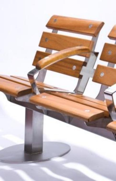 Exceptionnel Prima Seating: Timber U0026 Steel Benches