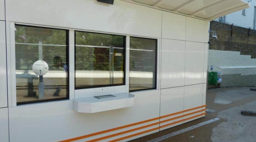 Modular Station Ticket Offices