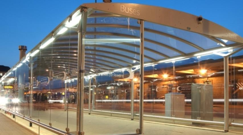 Glass Covered Walkways : Paragon walkway system glass covered walkways from
