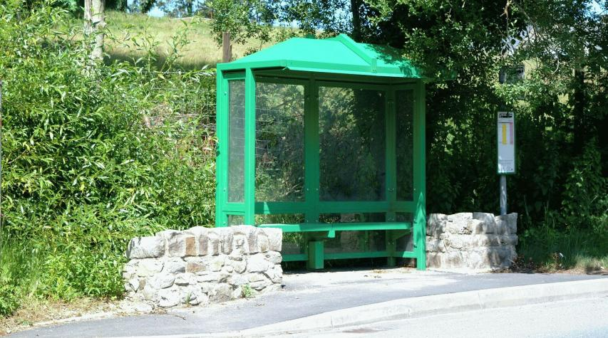 Chiltern Bus Shelters From Manufacturers Macemain Amstad