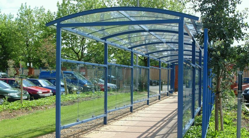 Clifton Walkway System Covered Amp Glass Walkways From