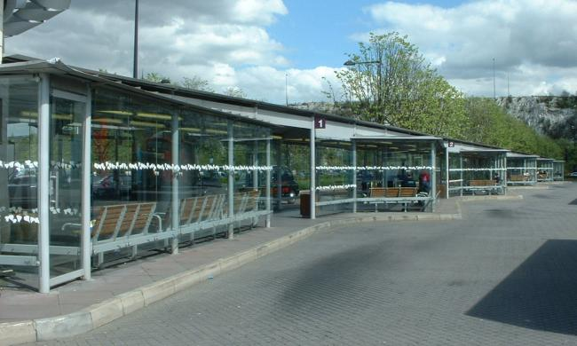 Bluewater Bus Interchange & Rotunda Information Building